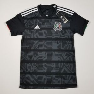 Adidas Mexico Soccer Team 2019 Home Jersey